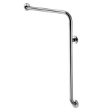 YCH-314 Bath Safety L type stainless steel grab bar- Grab Bar