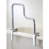 YCH-303 Bath Safety L shape chrome bathtub grab rail- Grab Bar