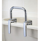 YCH-301 Bath Safety One level chrome bathtub grab rail- Grab Bar