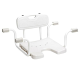 YCH-01B13H01 Adjustable U-shape Bathtub Seat w/o back