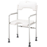 YCH-01S05H01 Bath Safety Deluxe shower chair w/back- Bath Seat