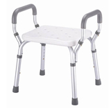 YCH-01S12H01 Bath Safety Quick-released shower chair w/o back- Bath Seat