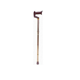 YCH-C8065 Walking Aids Folding Walking Stick w/ABS Plastic Handle-Canes