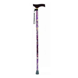 YCH-C8099 Walking Aids Folding floral Walking Stick-Canes