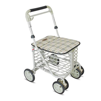 YCH-001A Walking Aid Foldable Shopping Cart