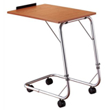 YCH-1801 Hospital Furniture Overbed Table- Overbed Table