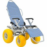 YCH-09B02P01 All Terrain Wheelchairs- Wheelchairs