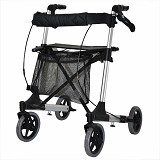 YCH-9101M Walking Aid X Folding Rollator Medium Size- Rollator