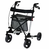 YCH-9102 Walking Aid X Folding Rollator Large Size- Rollator