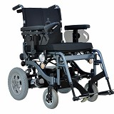 YCH-09P01P01 Aluminum Power Wheelchair w/Suspension-Power Wheelchairs
