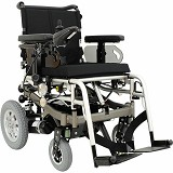 YCH-09P03P01 Power Wheelchair w/Manual Reclining and Tilting Function- Power Wheelchairs