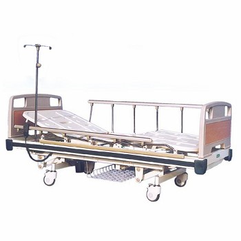 how to set up an invacare hospital bed