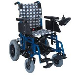 YCH-09P11G01 Electric Wheelchair w/adjustable PG Controller- Power Wheelchairs
